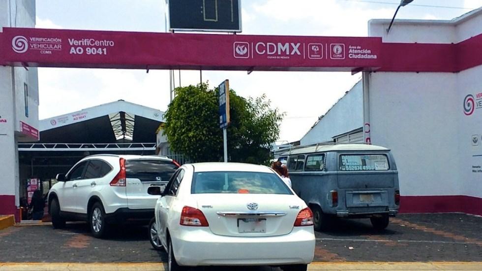 Falla en el sistema suspende actividades en verificentros de la Ciudad de México - Foto de RPM