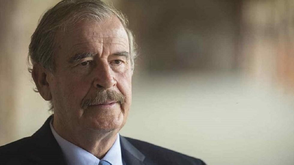 Fox pide a López Obrador no destruir a México - Vicente Fox se burló de AMLO por pronunciación de fracking. Foto de internet