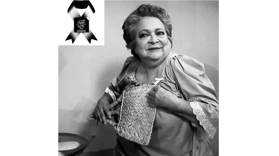 Muere Yolanda Martínez, actriz de 'Vecinos' - Foto de ANDI