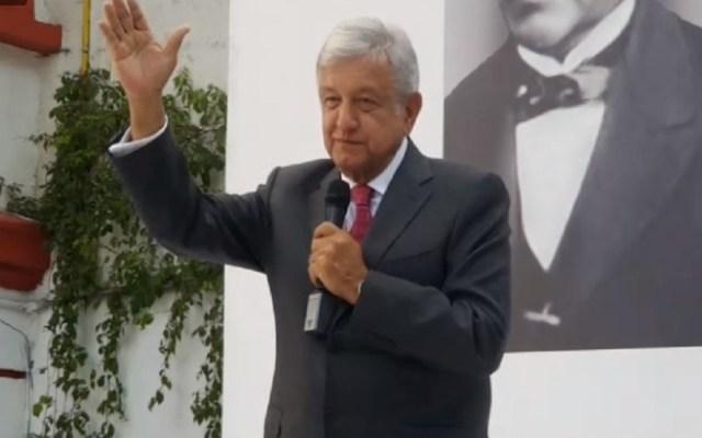 AMLO ultima detalles de estrategia de pacificación con gabinete - López Obrador. Captura de pantalla