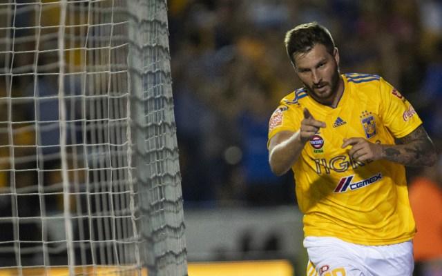 Tigres renueva contrato de Gignac - Foto de Mexsport