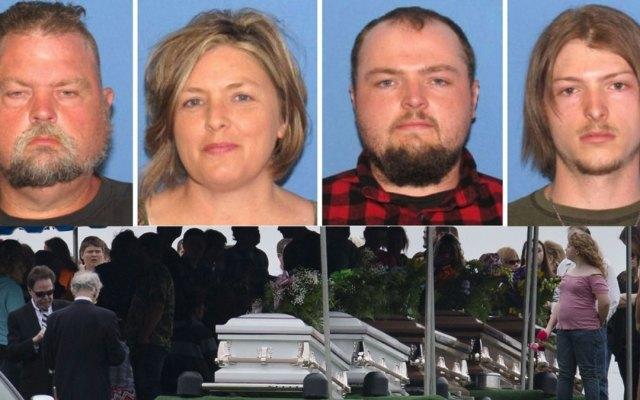 Arrestan a cuatro por el asesinato de ocho personas en Ohio