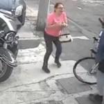 #Video Así asaltan en la Jardín Balbuena de la Ciudad de México