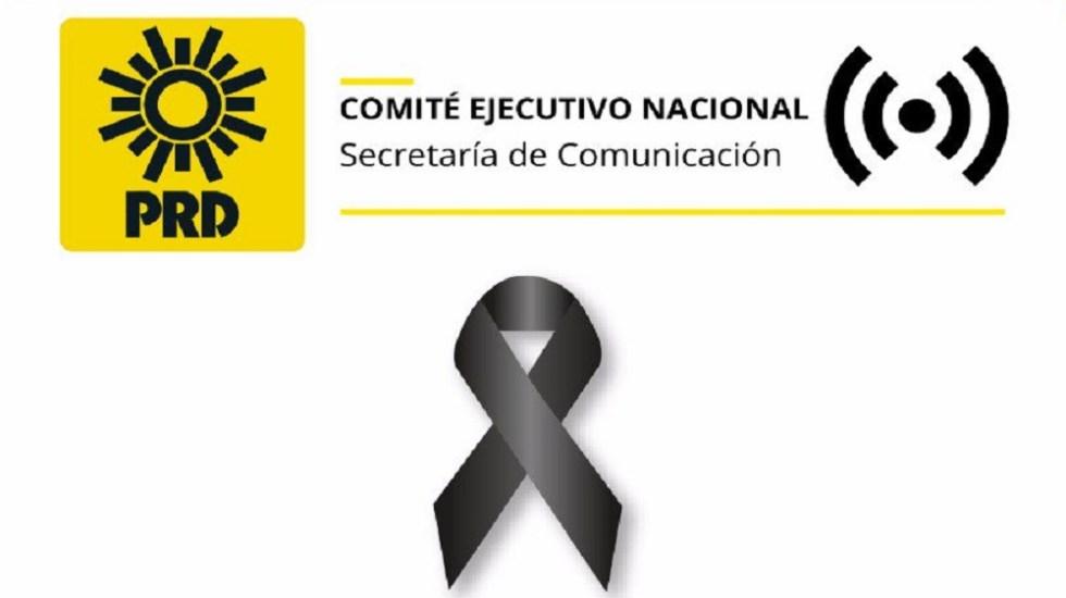 PRD condena homicidio de exalcalde de Penjamillo, Michoacán - Foto de @PRDMexico