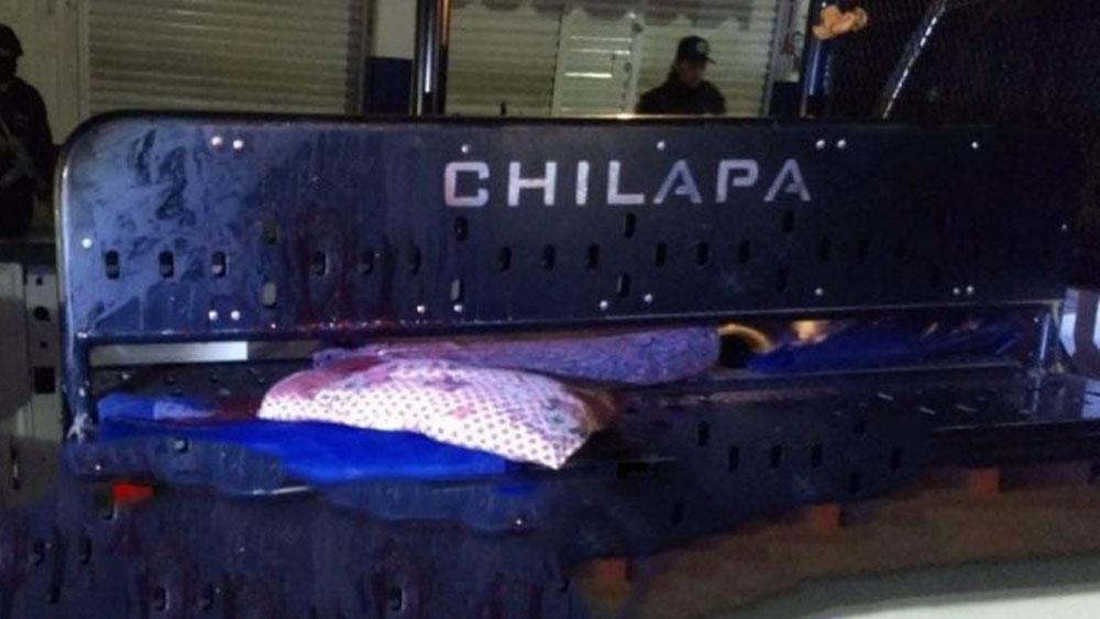Ataque armado deja tres policías heridos en Chilapa - Foto Especial