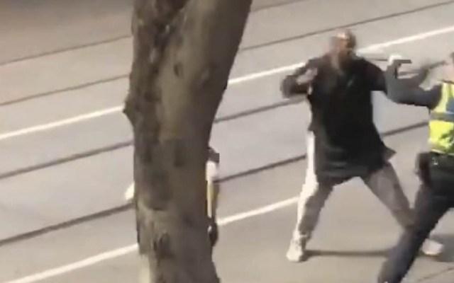 Estado Islámico amenaza con más ataques tras agresión en Melbourne - Foto de Twitter