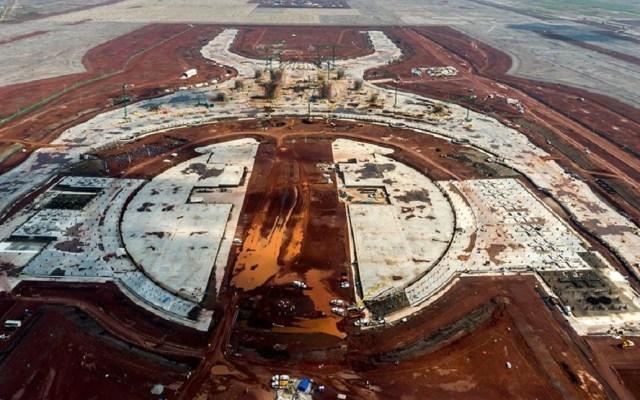Acuerda Senado reunión con titulares de SCT y del Grupo Aeroportuario - Construcción del NAIM. Foto de Internet