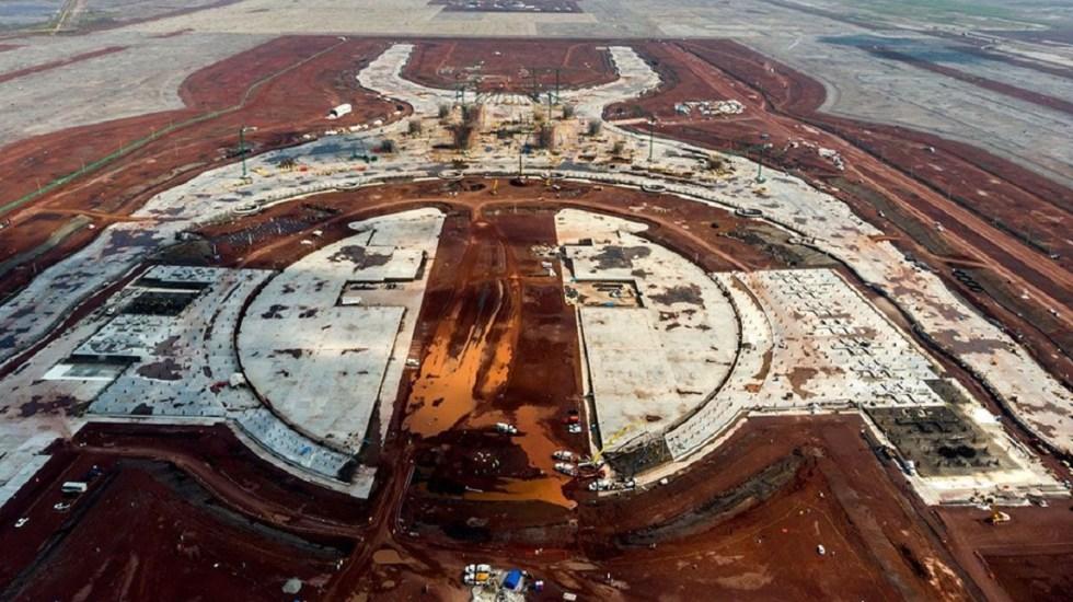 Acuerda Senado reunión con titulares de SCT y del Grupo Aeroportuario - La compra de bonos del naim no implicará más gasto en el aeropuerto