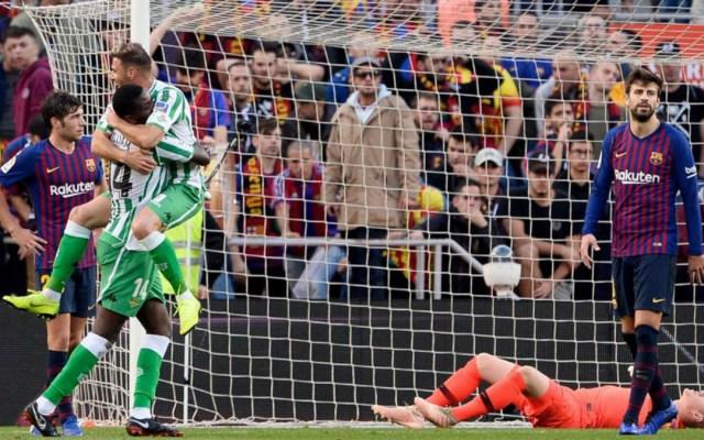 Termina invicto en casa del Barcelona con derrota ante el Betis - el betis derroto al barcelona 4-3