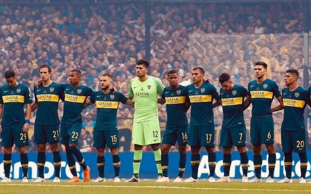 Boca Juniors rechaza fallo de Tribunal de Conmebol