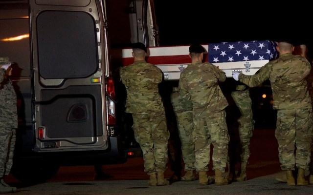 Bomba casera mata a tres soldados estadounidenses en Afganistán - bomba mata a tres militares estadounidenses en afganistán
