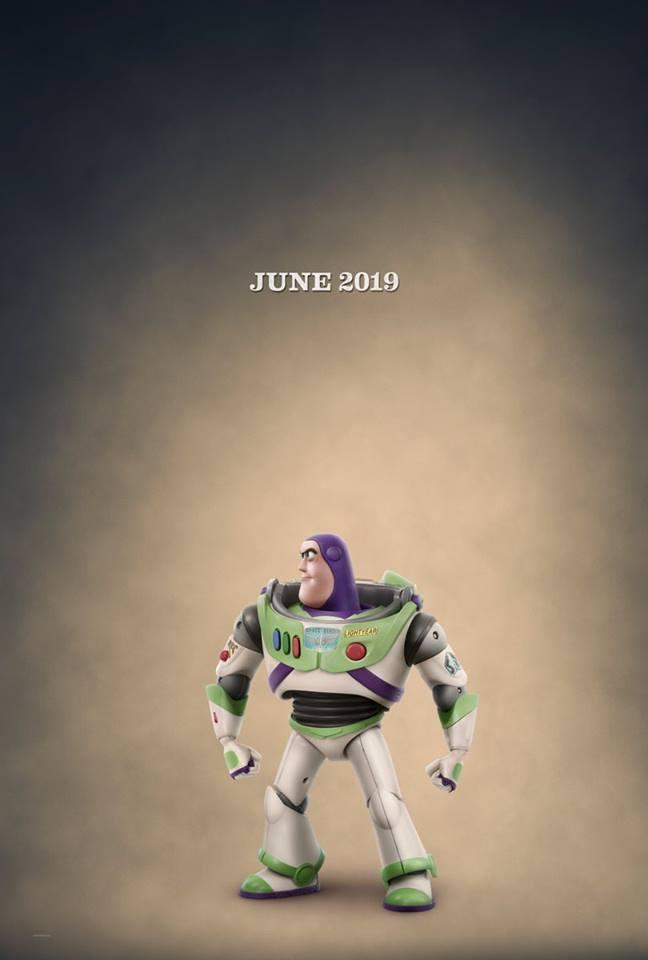 Póster de Buzz Light Year. Foto de Disney Pixar