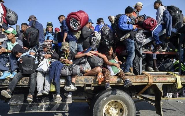 Improbable que migrantes intenten forzar su paso a EE.UU: expertos - Foto de ALFREDO ESTRELLA / AFP
