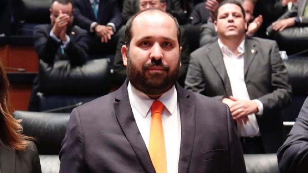 Carlos Bonnin, comisionado del INAI, murió tras caer de un quinto piso - Carlos Bonnin, comisionado del INAI. Imagen Cuartoscuro