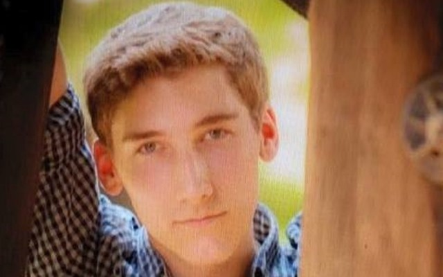 Selfie salva a joven de ser condenado a cadena perpetua - Christopher Precopia. Foto de @erin.pinkstonprecopia