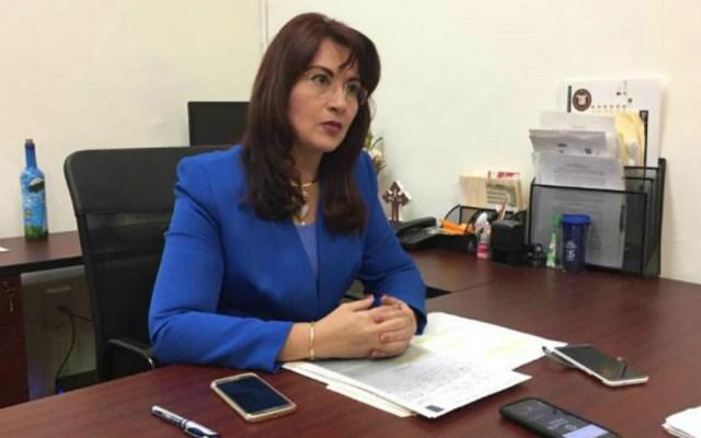 Congreso de Sonora elige a Claudia Contreras fiscal general del estado - Foto de El Imparcial