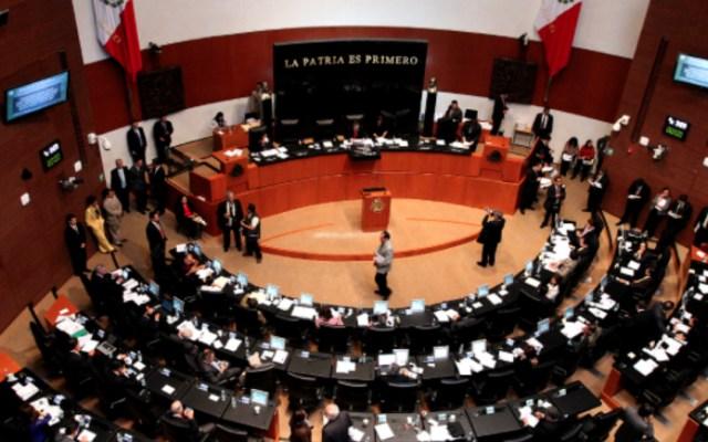 Avala Senado 187 nombramientos y ascensos de Ejército y Fuerza Aérea - aprueban terna de candidatos a ministro de la scjn