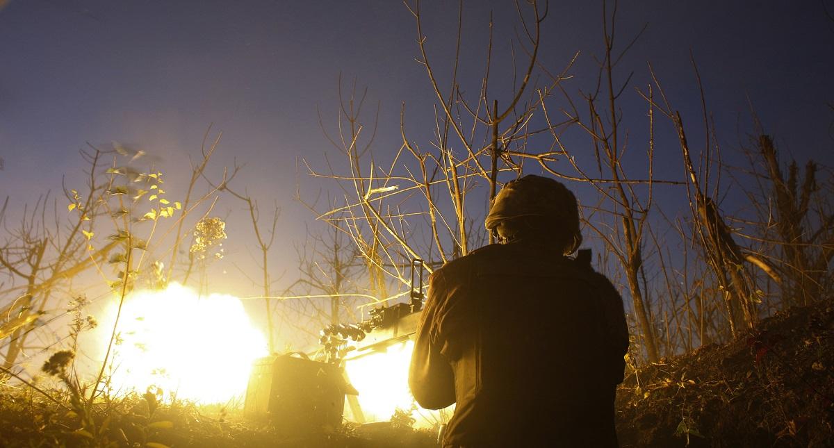 El conflicto de cuatro años entre separatistas pro-rusos y el ejército ucraniano ha dejado a más de 10,000 personas muerto desde 2014. Foto de Anatolii Stepanov