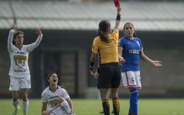 Cruz Azul Femenil habría incurrido en alineación indebida - Foto de Mexsport