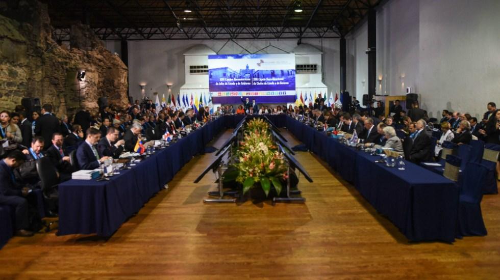 Cumbre Iberoamericana fue gris y sin músculo: Zovatto - Foto de AFP
