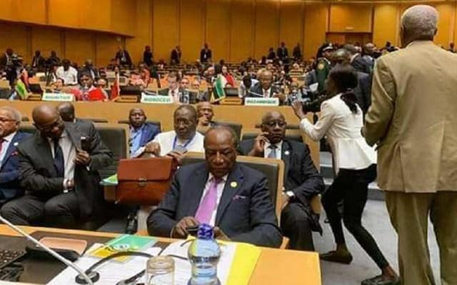 Inicia cumbre extraordinaria para reformar Unión Africana - Foto de @csinfortg