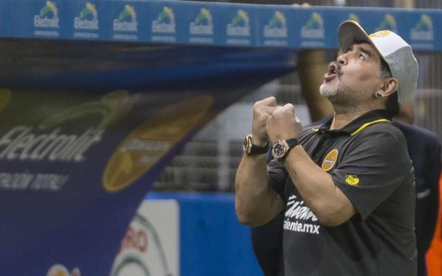 Maradona y Dorados a la final del Apertura 2018 del Ascenso MX - Foto de Mexsport