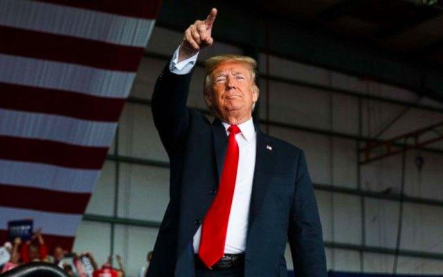 Trump podría intervenir en caso contra alta ejecutiva de Huawei - Donald Trump. Foto de ABC News reelección