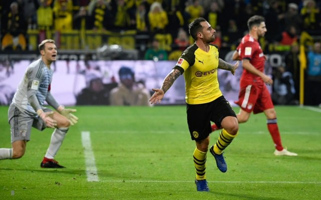 Borussia Dortmund vence 3-2 al Bayern Munich - Foto de @BVB_Espanol