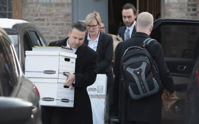FBI allana oficinas de exabogado de impuestos de Trump - Foto de Getty Images