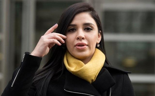 Piden sancionar a defensa de ElChapo por prestar teléfono aEmma Coronel - emma coronel se ausenta de juicio del chapo