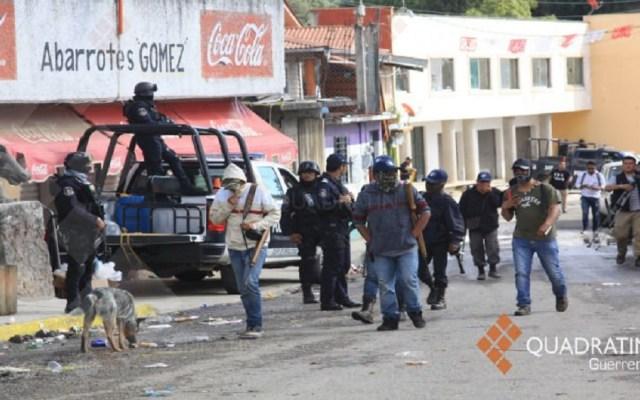 Enfrentamiento deja siete muertos en Guerrero - Foto de Quadratín
