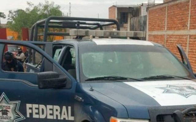 Enfrentamiento deja un policía federal muerto en Tonalá - Foto Especial