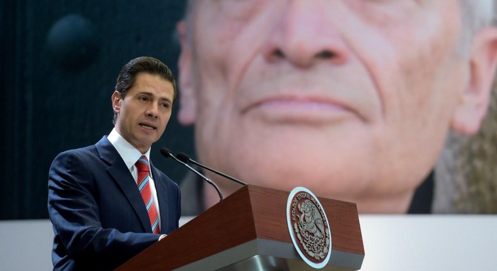 """""""De la crítica se aprende"""": Enrique Peña Nieto - Foto de Presidencia"""