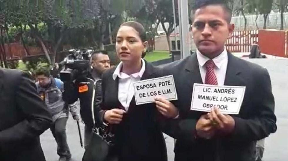 #Video Ensayan toma de posesión de AMLO en San Lázaro - Ensayo investidura de amlo Foto de Milenio