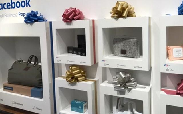 Facebook abre tiendas en Macy's para promocionar pequeñas marcas - Foto de USA Today