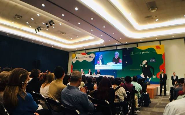 Arranca la edición 32 de la Feria Internacional del Libro de Guadalajara - Foto de Tania Villanueva/ López-Dóriga Digital