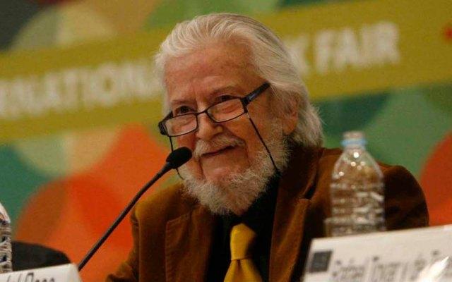 Murió el escritor mexicano Fernando del Paso