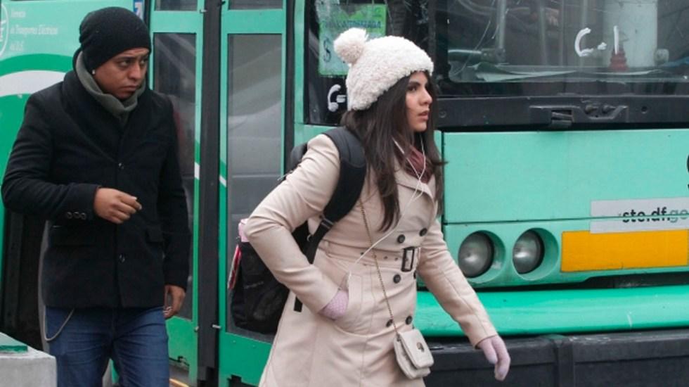Ambiente de frío a muy frío en gran parte del país - temperaturas bajas ambiente frío en gran parte del pais