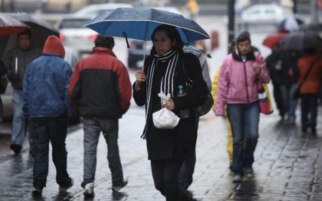 Prevén ambiente frío y lluvias en gran parte del país - frente frio 11
