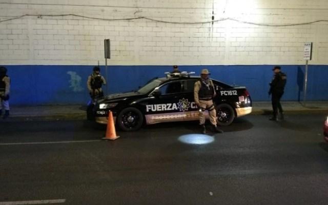 Policía de Nuevo León empleará la fuerza letal tras agresiones - Foto de Gobierno de Nuevo León
