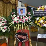 Muere niño de 13 años tras combate de muay thai - Funeral de Anucha Tasako. Foto de AFP / Romeo Gacad