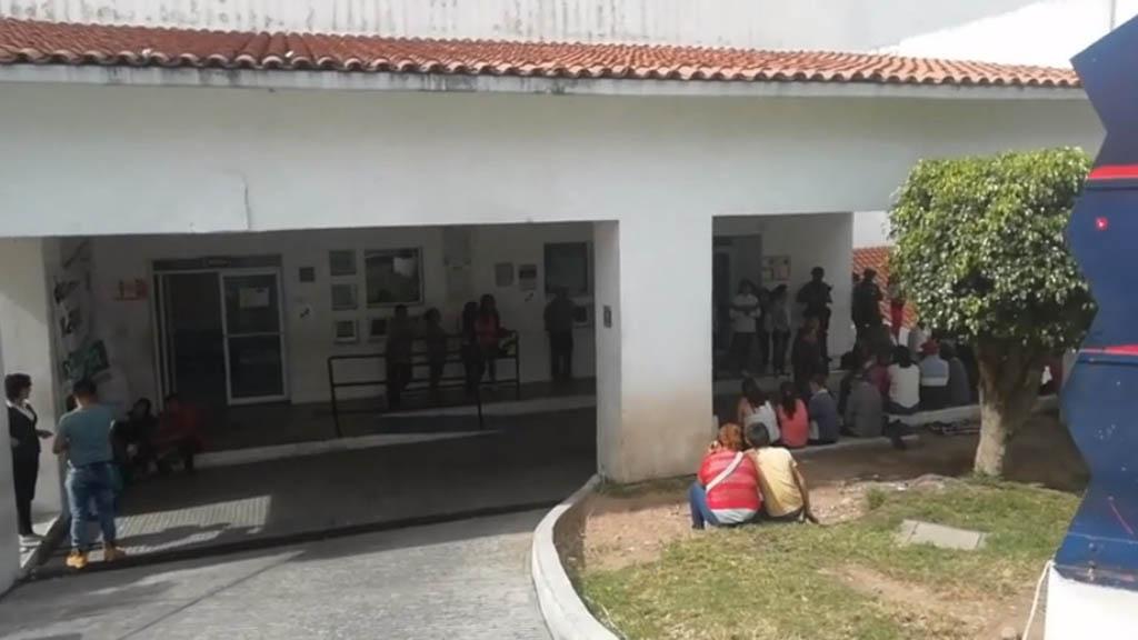 Hospital General Adolfo Prieto de Taxco. Foto de Guerrero al Instante