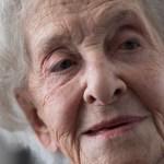 Otorgan a Ida Vitale el Premio Cervantes 2018 - Poetisa uruguaya, Ida Vitale. Foto de AFP / Brune