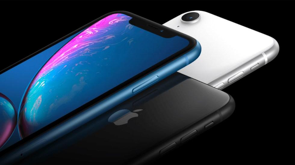 iPhone XR no alcanza la demanda prevista y reduce su producción - Foto de Apple