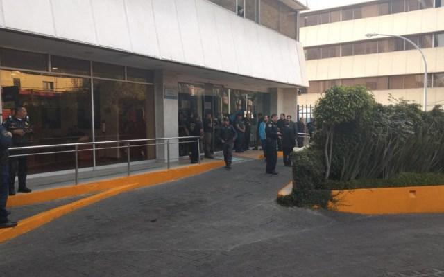 Exitosa la cirugía realizada al líder de Bomberos tras agresión - Foto de @MojicaAg