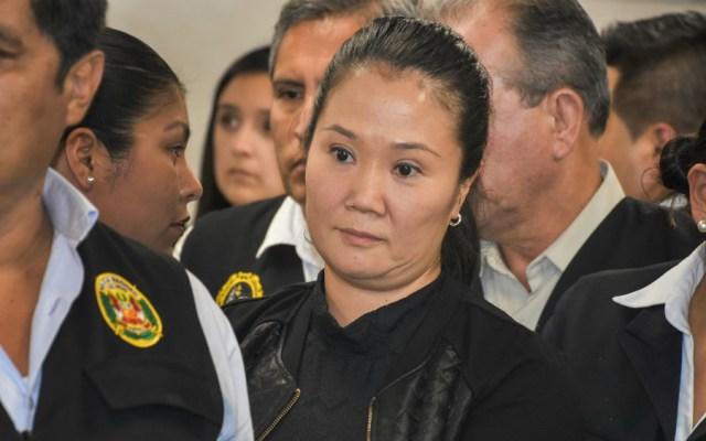 Fiscal se queja de supuesta obstaculización en caso contra Keiko Fujimori - Foto de AFP