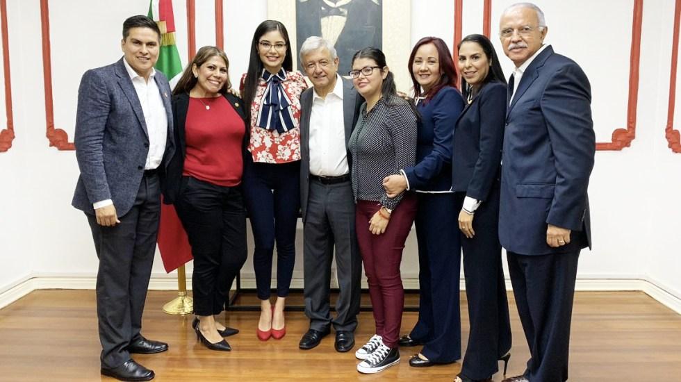 López Obrador visitará Nayarit en su primera semana de gobierno - Foto de Twitter López Obrador
