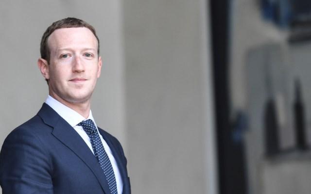 Mark Zuckerberg no renunciará  a Facebook - Foto de AFP