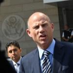 Arrestan a abogado de Stormy Daniels por violencia doméstica - Michael Avenatti. Foto de AFP / Mark Ralston
