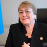 Michelle Bachelet asistirá a toma de posesión de López Obrador